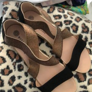Eric Michael made in Spain sandals